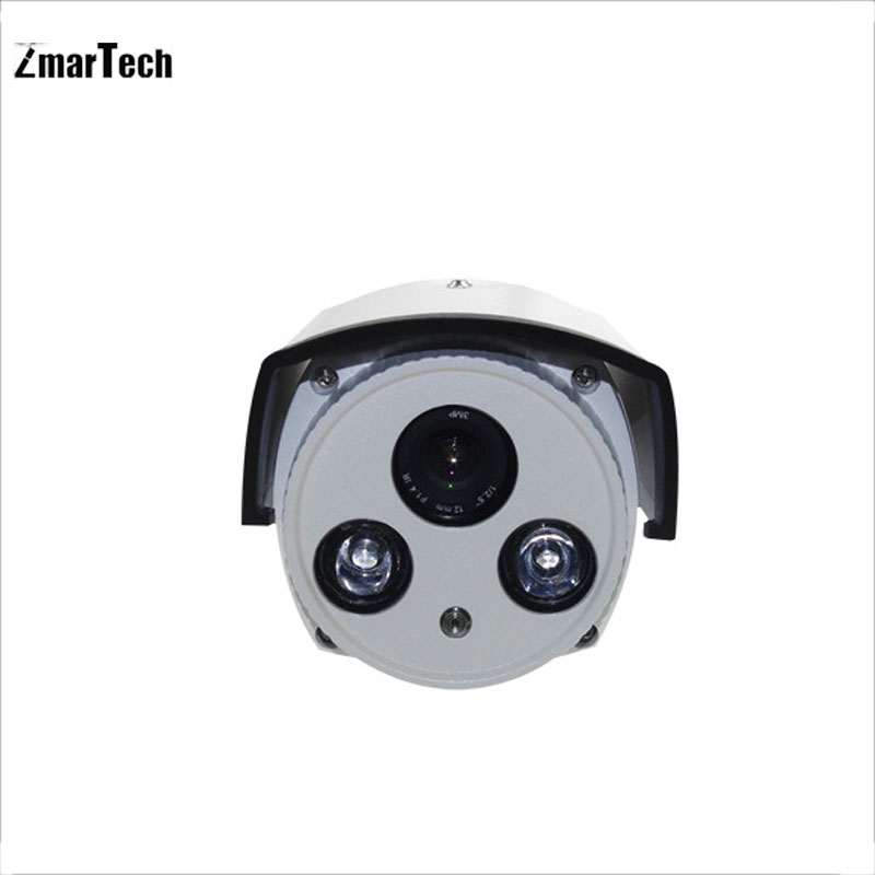 Public use bullet type waterproof infrared night version surveillance camera cctv hd camera