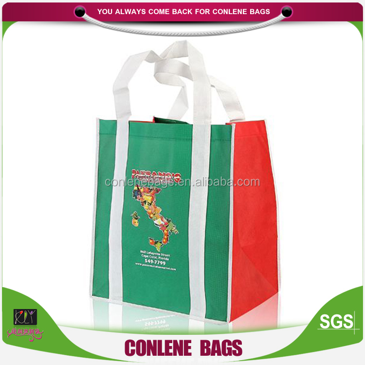 Import Cheap Goods From China Non Woven Lamination Bag For Shopping