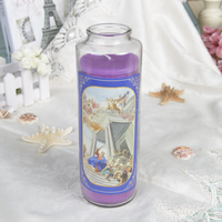 Some In Stock Saint Personality Design Candle
