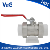 Factory Directly Provide Made In China Cf8 Ball Valve