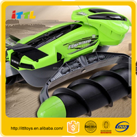 2.4G 8CH All-terrain Remote Control Toy Tank Playing AmphibiousRc Tank
