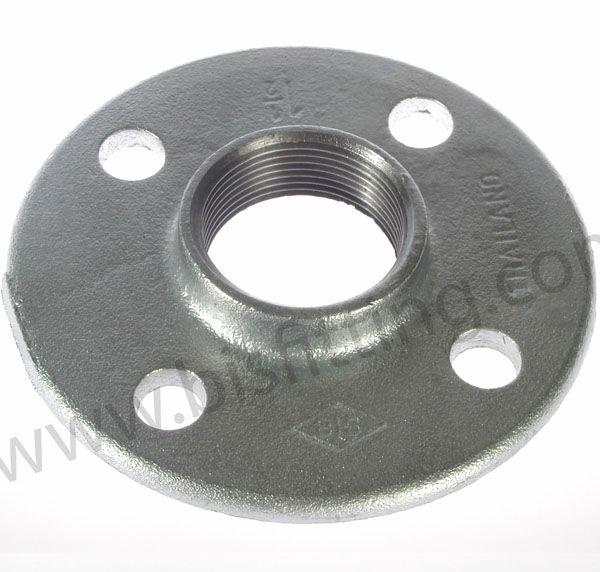 Piso bridas 4 agujeros material de construcci n metal for Agujeros femeninos