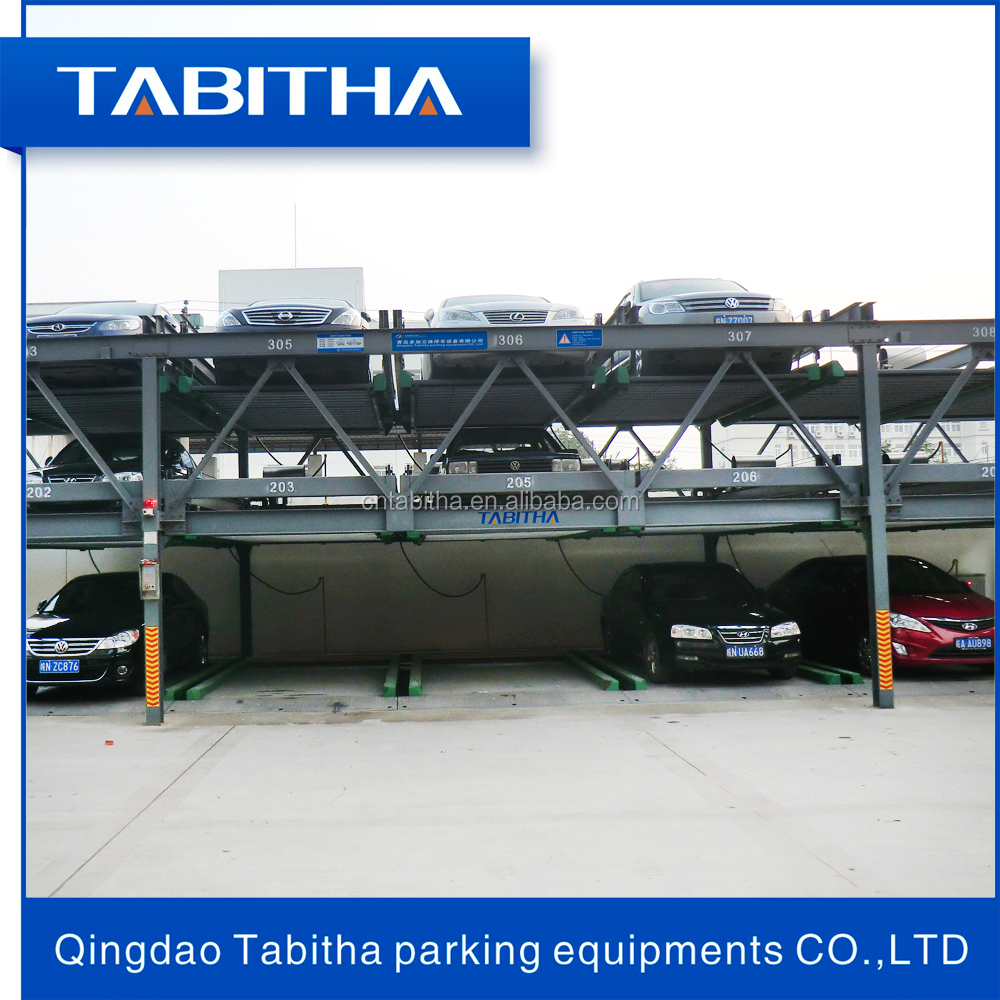 high quality Factory Direct sale puzzle car parking system