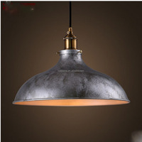 High quality pendant lamp aged Copper hanging Light classic copper led pendant light in china