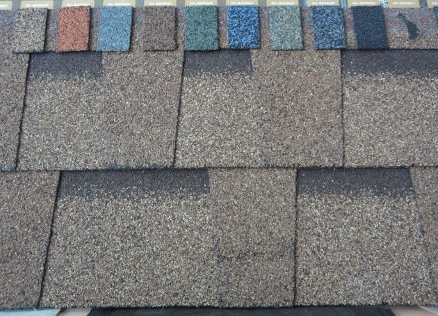 laminated asphalt shingle