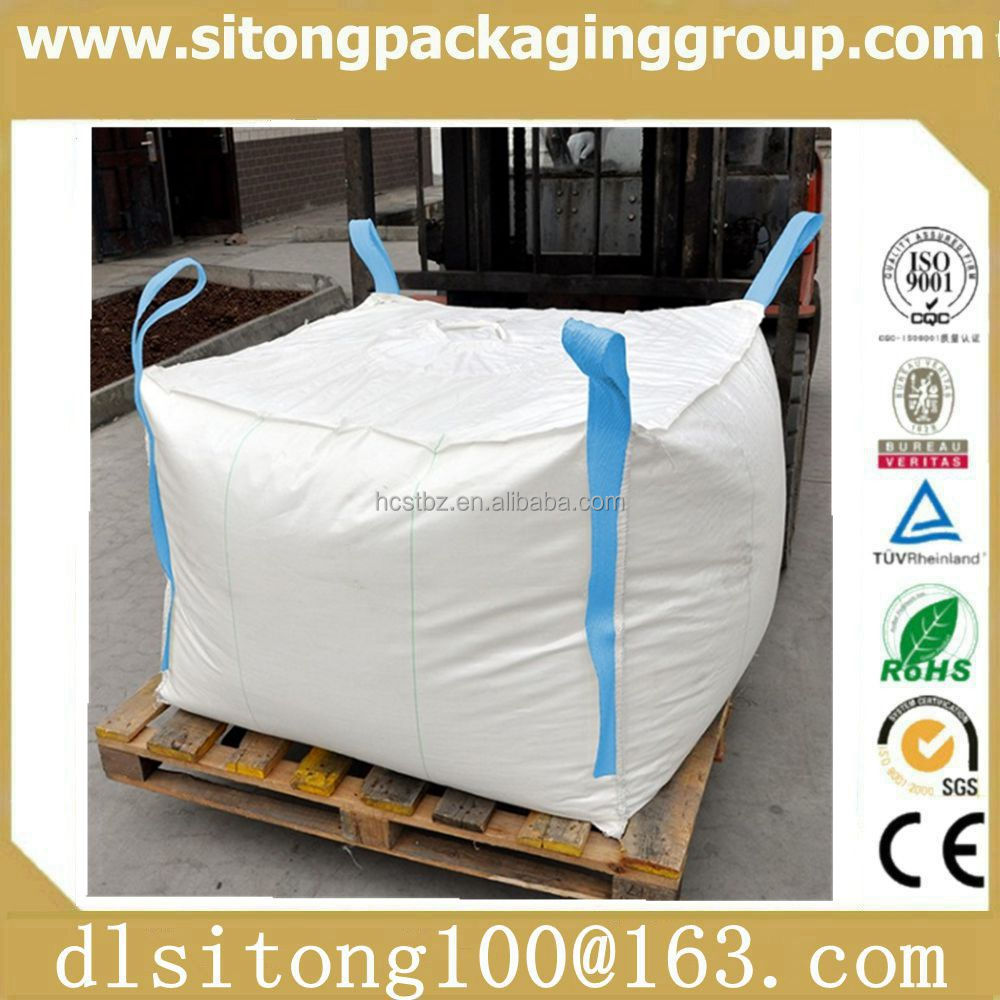 china suppliers High quality PP woven 1 mt jumbo bags
