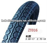 2012 popular motorcycle tyre 2.50-17
