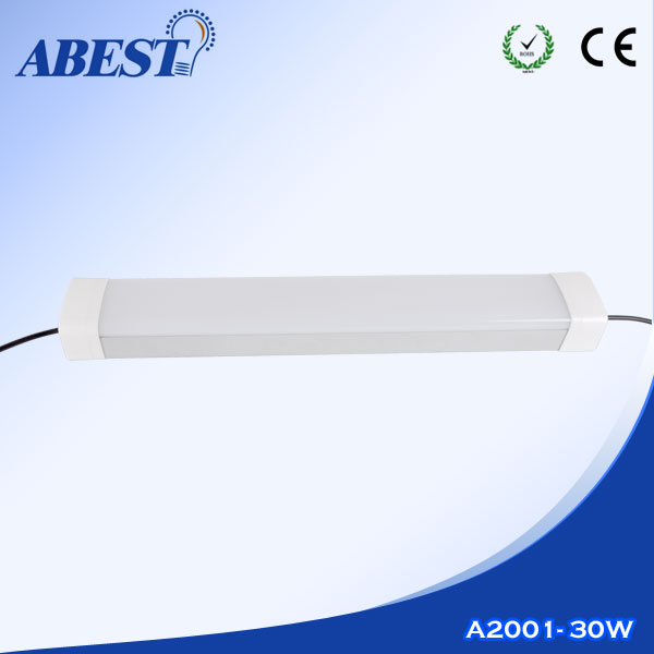 Cheap price high quality IP65 LED Tri-proof Light in alibaba Express