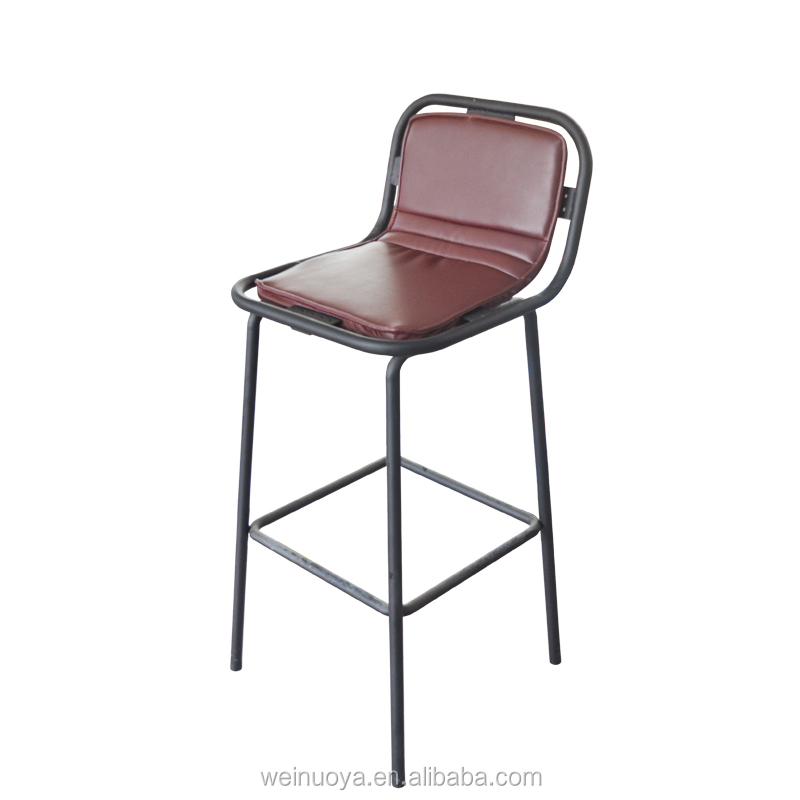 low back vintage metal bar stool buy metal bar metal bar stoolmetal bar stool legs product on alibabacom