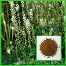 High quality Plant Extract Black Cohosh Extract Triterpene Glycosides