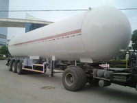 Quality primacy new coming 2012 lpg semi trailer