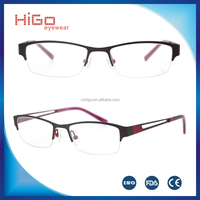 Fashionable style glasses frame high quality picture frame Italy design spectacle