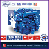 Yuchai three cylinder diesel tractor engine