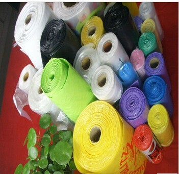 HDPE Oxo Biodegradable Garbage Bags/Plastic Bin Liner