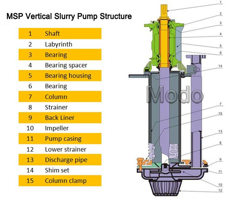 SP structure