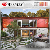 CH-WH021 modern living 40ft container house for sale