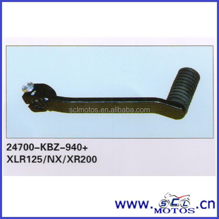 SCL-2012030511 Good quality motorcycle gear shift lever