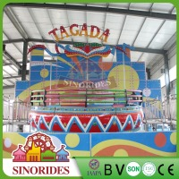 Fairs and carnivals disco tagada park games factory amusement rides UFO for sale