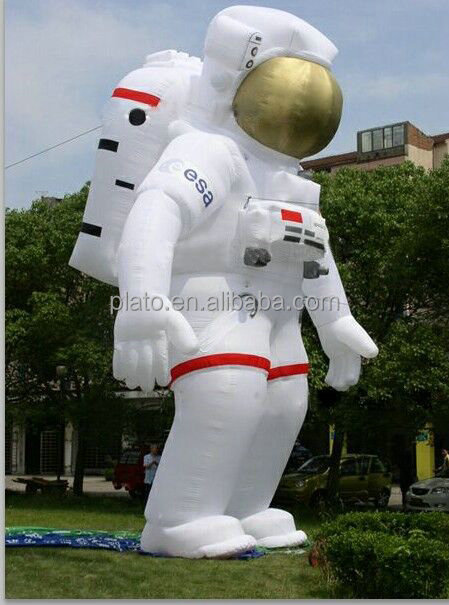 Giant inflatable astronaut model 10m space man inflatables for promotion