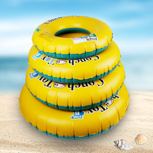 2017 hot sale Colorful Pool Floating Inflatable Adult Swimming Rings