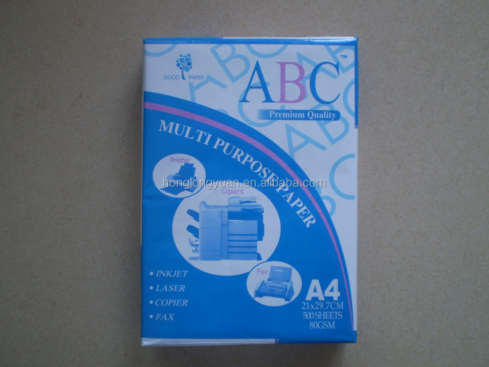 A4 copy <strong>paper</strong> 70g/75g/80g