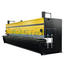 China manufacturer electric automatic <strong>shearing</strong> machine and automation sheet <strong>metal</strong> cutting <strong>guillotine</strong> high quality for sell