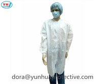 Disposable Lab Coats, Smocks and Gowns
