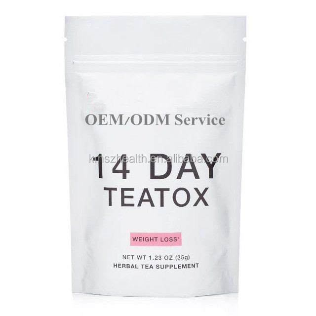 FIT TEA 14 Day Tea Detox FAT BURNING For Slimming Tea