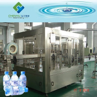 3 in 1 full automatic liquid packing/filling machine