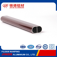 High quality aluminium pipe with hot selling