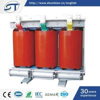 Special Designed Electrical Equipment Two Winding 500 Kva For Dry 3-Phase Rectifier Transformer