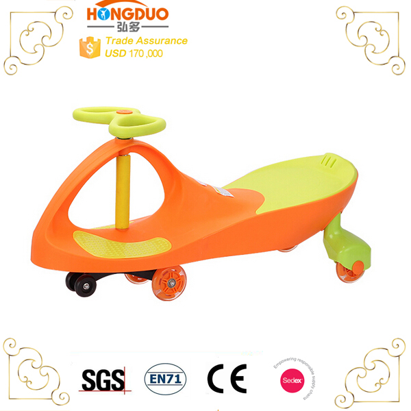 2016 Kids ride on power swing scooter for china sidecar