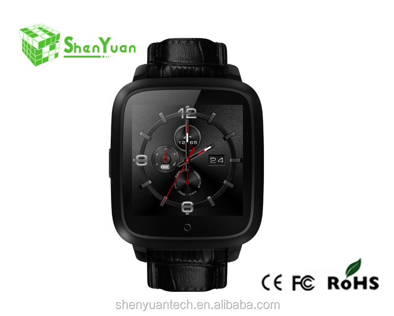 2017 Bluetooth Android Touch Screen Smartwatch With SIM Card