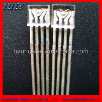 234 255 257 557 Etc Water Clear Square Dip Led