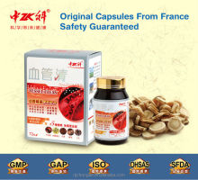 Chinese Herbs High Quality Private Label Blood Vessel Clean Product effective hypertension medicine