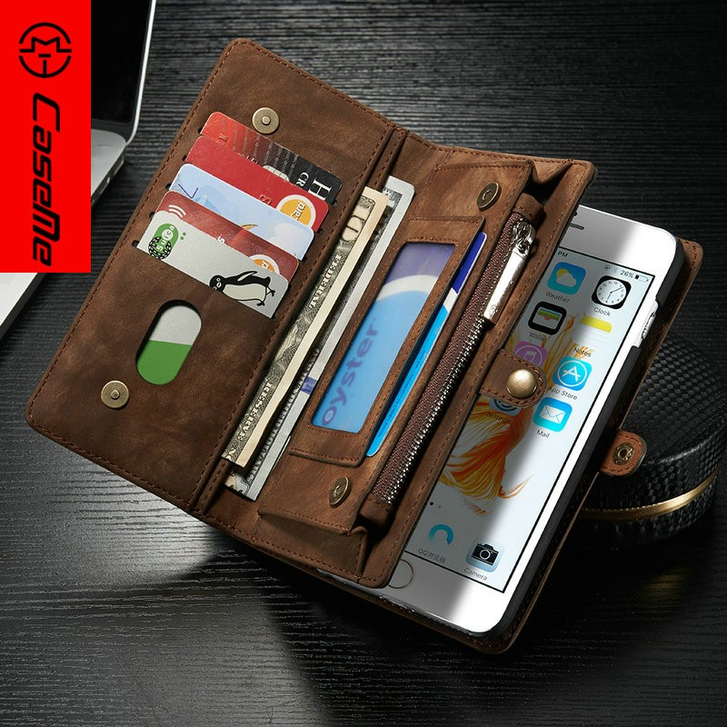 Newest Bussiness Style Mobile Phone Accessories Flip Leather Case For Iphone 6 Plus,For Iphone 6 Plus Case Cover