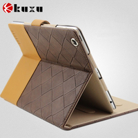 china supplier smart flip leather for ipad air 2 case