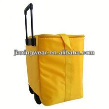 Fashion beer bottle cooler bag for shopping and promotiom