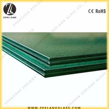 2017 Hot Sale Building Safety Laminated Fabric Glass For Partition wall