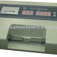 Automatic Tablet Hardness Tester