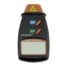 Digital photo tachometer ,HL8vu digital tachometer dt-2234c