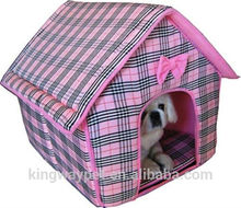 New corrugated cat house