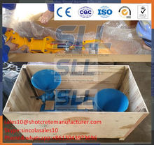 Convenient for moving single cylinder working portable high pressure cement grout pump