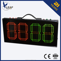 TF5202 electronic LED /portable soccer substitution board/led digit board c1664r