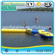 Guangzhou Hottest summer sport trampoline sell well for promotion