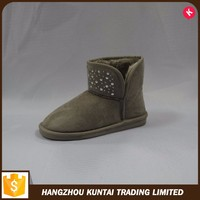 Factory sale widely used warm soft snow boots