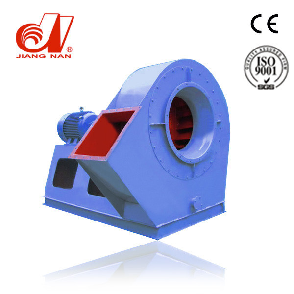 Oven wall cooling centrifugal blower fan