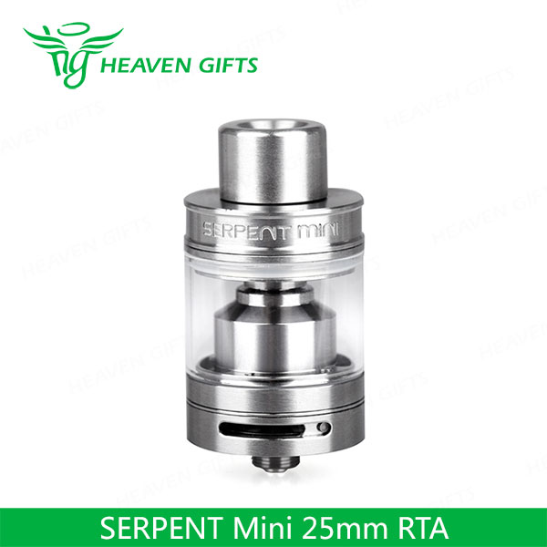 WOTOFO 4.5ml SERPENT MINI 25 RTA Tank Dual Adjustable Airflow e cigarette china