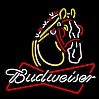 Buy neon beer signs budweiser neon sign metal letters for signs in ...