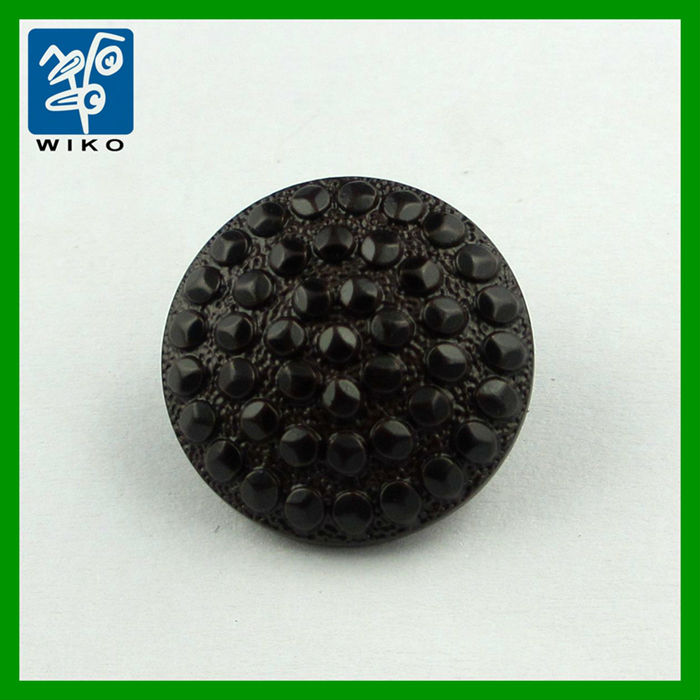High class and fashion factory wholesale ABS button for coat
